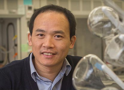 new material to better store hydrogen fuel