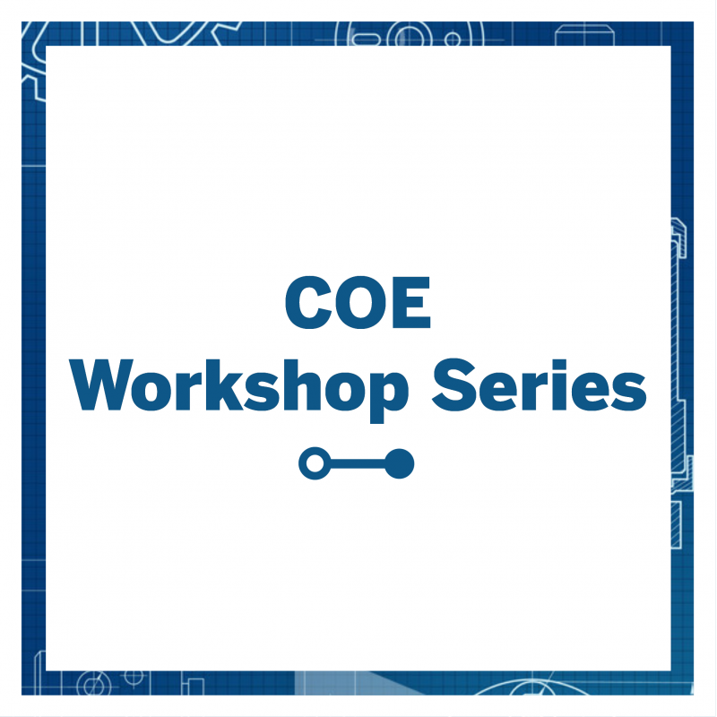COE Library Workshops