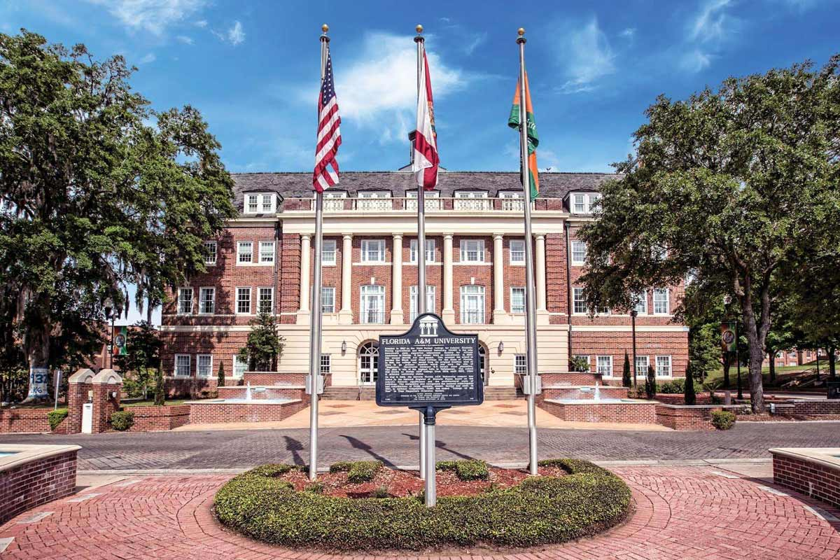 FAMU Lee Hall