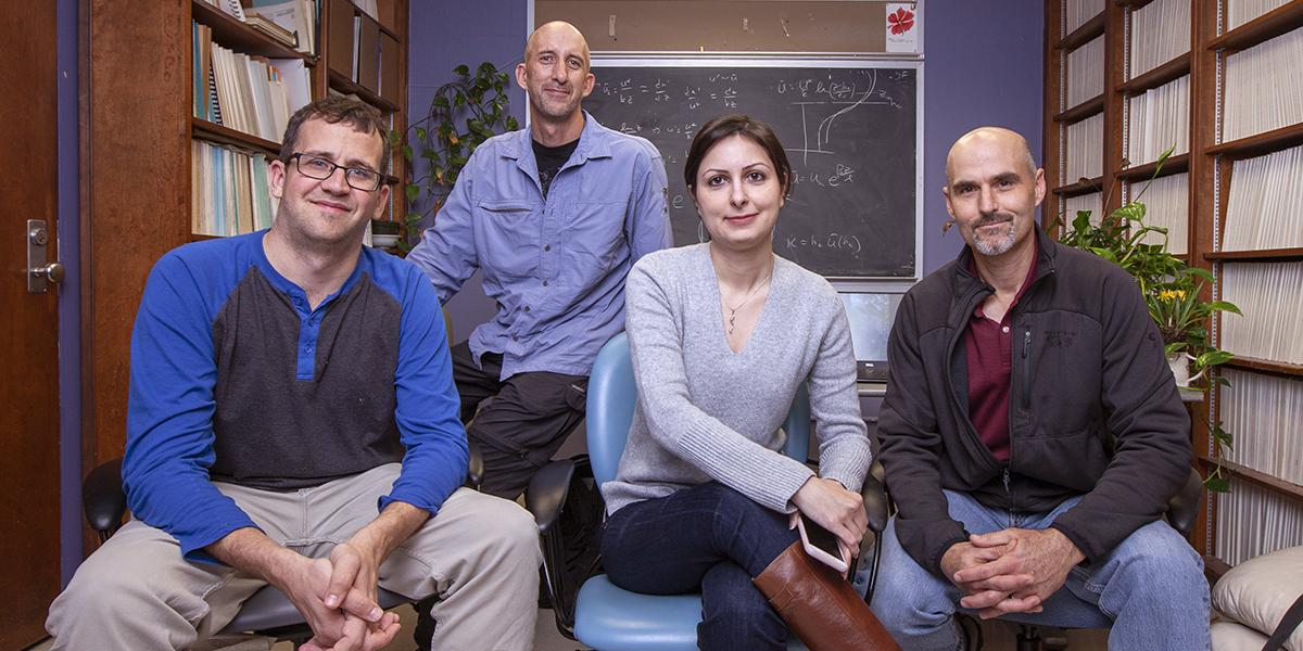 Engineering professor Neda Yaghoobian and colleagues